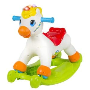 Musical-Educational Rocking Horse from BEST CHOICE PRODUCTS
