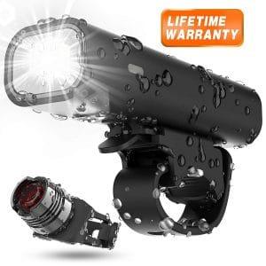 Cincred LED Bike Light