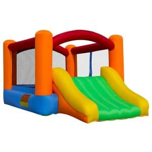 Cloud 9 Bounce House with Slide Bouncer