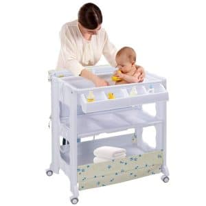 Costzon Baby Bath and Changing Center