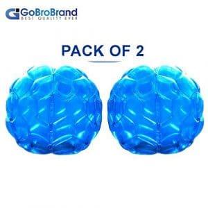 GoBroBrand Inflatable Bumper Balls