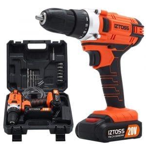 IZTOSS Cordless Drill