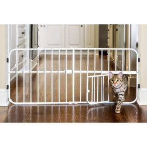 Lil' Tuffy Expandable Gate