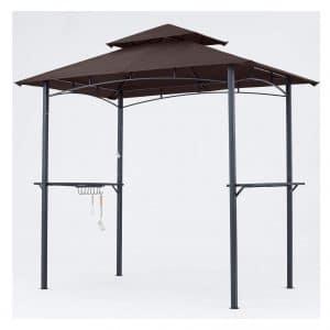 9. MasterCanopy Grill Gazebo Canopy Tent