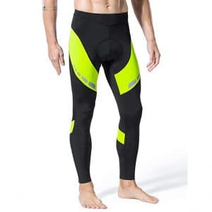 SOUKE Men's 4D Padded Bicycle Pants for Men