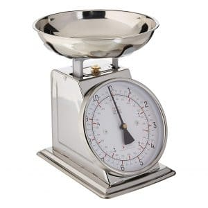 Taylor Precision Products Analog Kitchen Scale