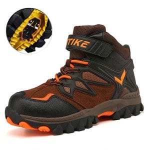 WETIKE Winter Hiking Boots for Boys and Girls