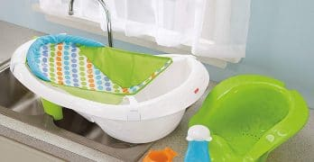 Baby Bath and Changing Centers