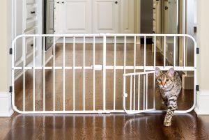 Expandable Gate