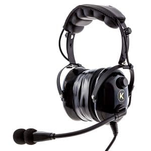 KORE AVIATION KA-1 Pilot Headset with Carrying Case