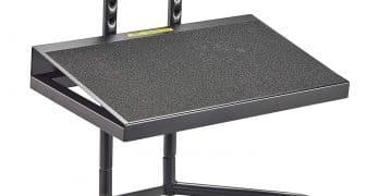Safco Products Task Master Adjustable Footrest