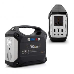 SereneLife Portable 155Wh Power Station