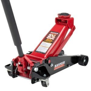 Great for Service Garage Home Uses Pro-Lift Pro Lift G-4630JSC 3 Ton Heavy Duty Floor Jack Jack Stands and Creeper Combo