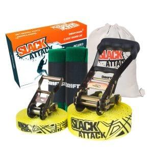 Driftsun Sports Slack Line Complete Kit