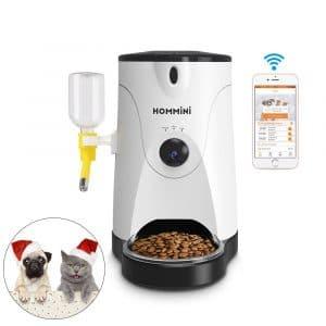 HOMMINI Smart Automatic Pet Feeder