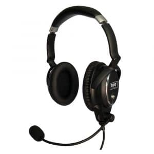 UFQ A7 ANR Pilot Headset- Great Sound Quality for Music with MP3 Input