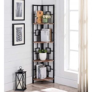 eHome Products Bookshelf Bookcase
