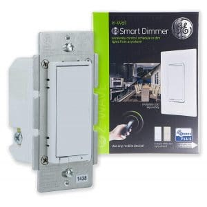 GE Enbrighten Z-Wave Plus Smart Dimmer Switch