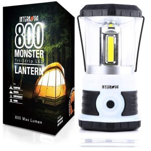 Internova 800 Monster LED Camping Lantern