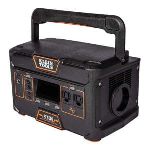 Klein Tools Power Bank 546Wh Portable Power Station