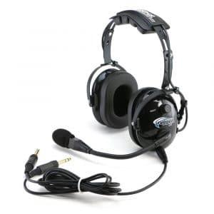 Rugged Air RA200 Pilot Headset
