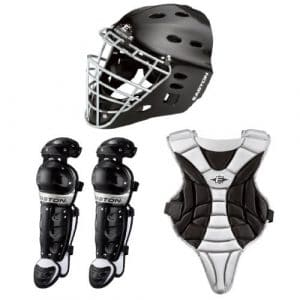 Easton Black Magic Junior Youth Catcher's Gear Box Set