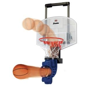 Franklin Sports Over The Door Mini Basketball Hoop