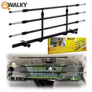 Walky Dog Walky Guard pet Car Barrier