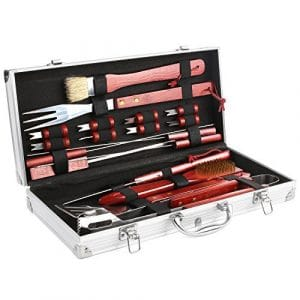 Femor BBQ Grill Tools Set