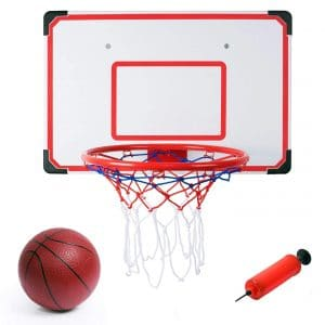 Liberty Imports Indoor/Outdoor XL Big Basketball Hoop