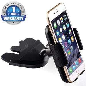 Bestrix Universal Car CD cell-Phone Mount Holder