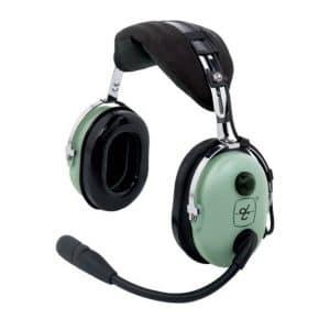 David Clark H10-13.4 Pilot Headset