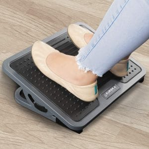 Eureka Ergonomic Tilt Adjustable Footrest