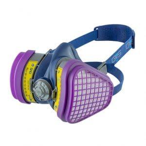 GVS Elipse Dust and Organic Vapor Half Mask Respirator