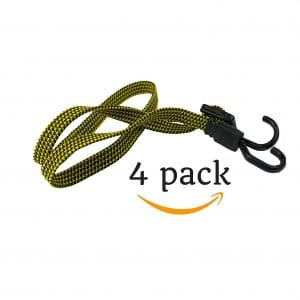 HeavyWeight Flat Bungee Cords