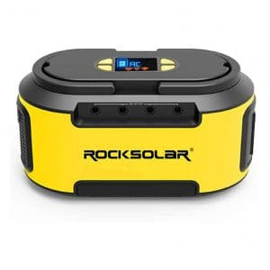ROCKSOLAR Portable Power Station 222Wh