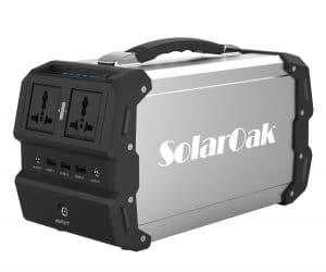 SolarOak Portable Solar Generator