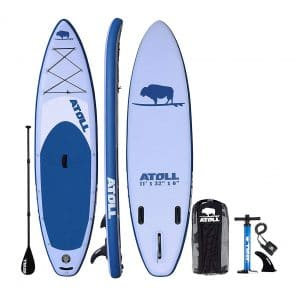 "Atoll 11"" Inflatable Stand up Paddle Board"