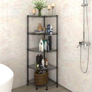 Lifewit 5-Tire Corner Wire Shelf