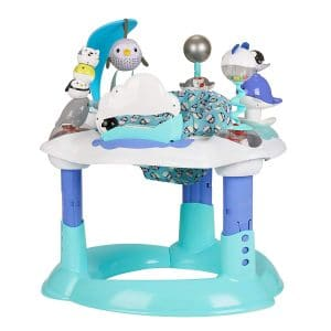 Evenflo Exersaucer, Polar Playground
