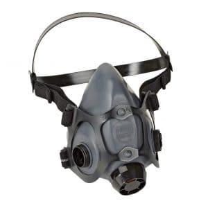North Safety Low Maintenance Half Mask Respirator