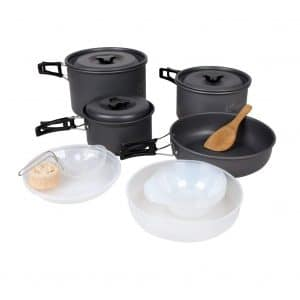 Yodo Camping cookware sets
