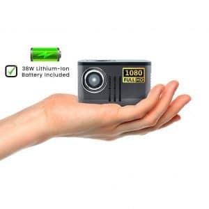 9. AAXA P7 Mini Projector