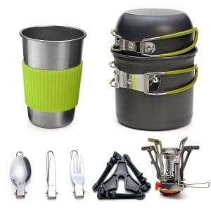 Odoland Camping Cookware