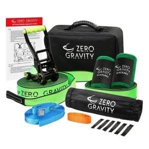 Zero Gravity Deluxe Slackline Kit