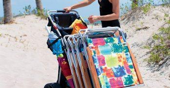 Wheeler Beach Carts