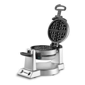 10. Cuisinart WAF-F20 Double Belgian Waffle Maker