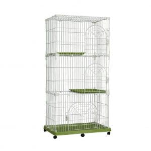 PawHut Steel Condo Wire Vertical Cat Pet Cage
