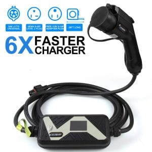 CAR ROVER Level 2 EV Charger
