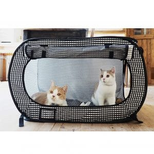 Necoichi Stress-Free Portable Cat Cage